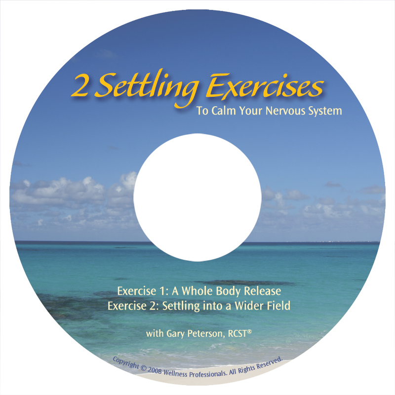 Settling Exercises Gary Peterson